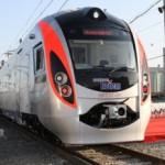 Поезда Hyundai будут совершать рейсы  до Запорожья.
