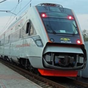 отечественный скоростной поезд