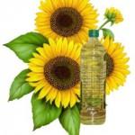 Украина на  первом месте в мире по количеству поставок подсолнечного масла.