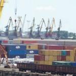 За  январь-февраль  грузооборот морпортов Украины вырос на 1,1%