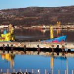 Восстановления транспортного узла города Мурманска.