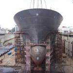 Кабмин  подготовит  программу поддержки судостроения