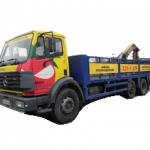 Автоперевозки грузов: О видах, услугах и ценах.