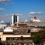 Небывалое  число круизных судов в постсоветское время  посетит Одессу в текущем  году.