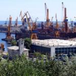 В порту Констанца будет расширен портовый причал