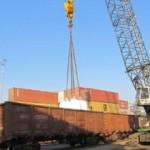 Компанией «Danube Logistics» начата транспортировка товаров в Биг-Бэгах