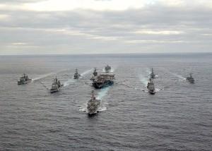 Боевые корабли Черноморского флота РФ