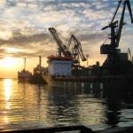 В марте месяце грузооборот морпорта Мариуполя  составил 963,2 тысячи тонн.