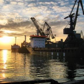 Порт Мариуполь