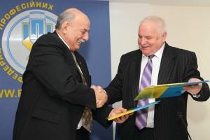 Профсоюзы и работодатели  морской сферы Украины