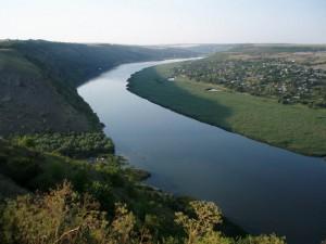 Река Днестр