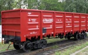 вагоны с боковыми рамами