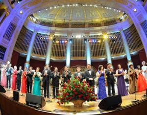 В Вене с успехом прошли Дни культуры Казахстана