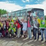 Перевозка туристов на автобусах – максимум впечатлений