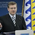 """Вице – премьер – министр Украины пообещал что  """"глобально большой воды в Украине не будет""""."""