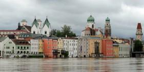 Наводнения на Дунае