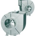 Центробежные – вентиляторы одностороннего всасывания