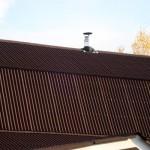 Ондулин – для крыши Дома