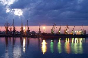 Оформление и контроль груза в портах Украины будет упрощен