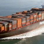 Перевозки контейнеров по морю