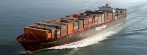 Перевозка контейнера морем