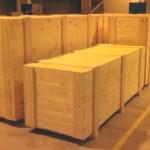 Деревянная тара, как основное условие безопасной транспортировки груза