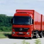 Виды используемого автотранспорта для перевозки грузов