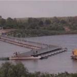 МО РФ обеспечит дополнительную переправу в Крым